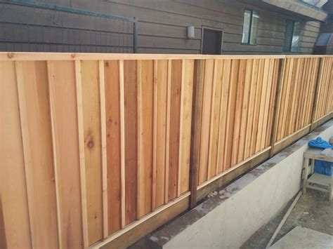 Diy Board On Batten Fence