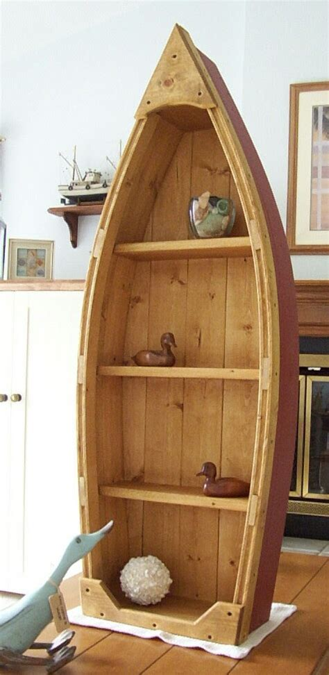 Diy Boat Bookshelf Youtube