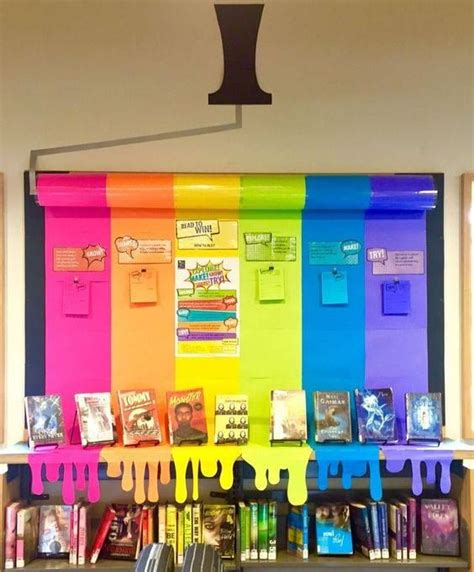 Diy Book Display Classroom