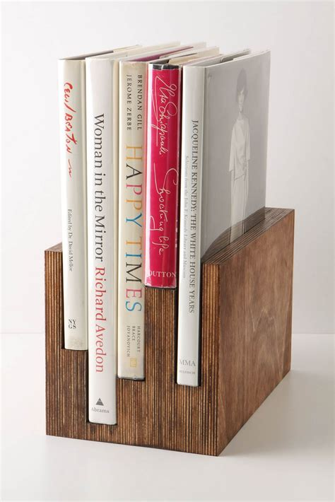 Diy Book Stand