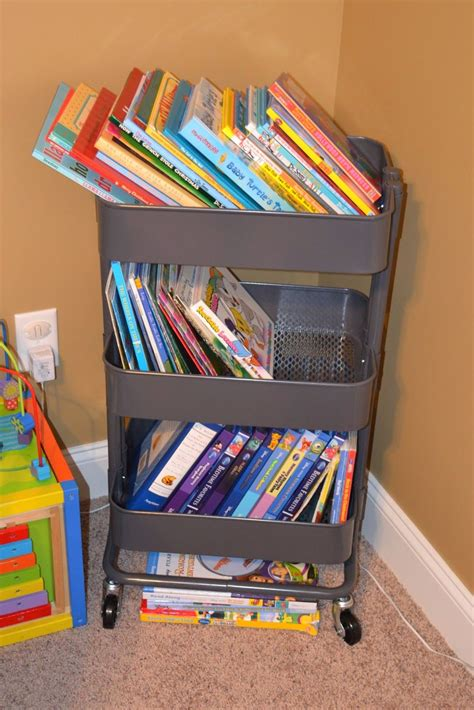 Diy Book Storage