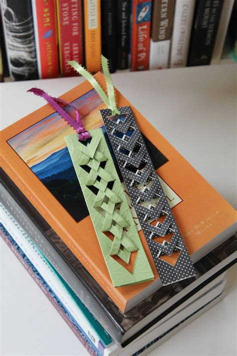 Diy Bookmarks Out Of Paper