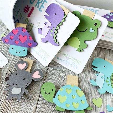 Diy Bookmarks With Cardstock