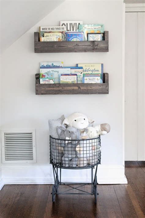 Diy Bookshelf Baby Room