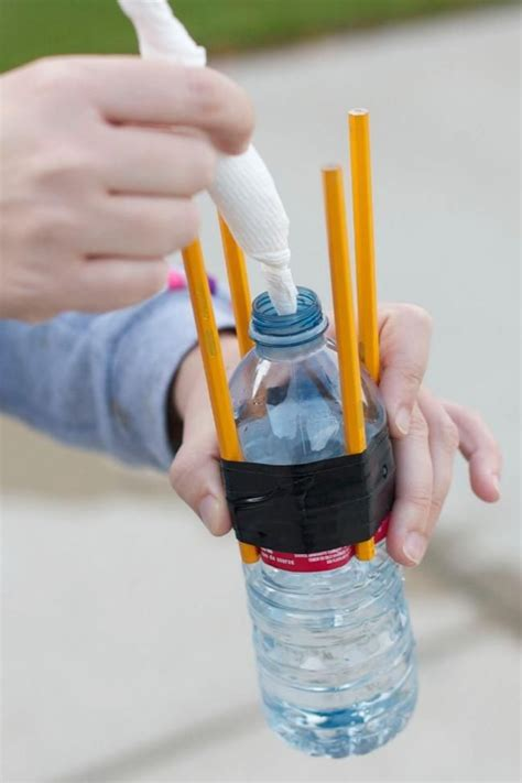 Diy Bottle Rocket For Kids