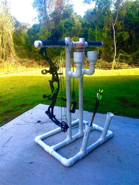 Diy Bow Stand Pvc
