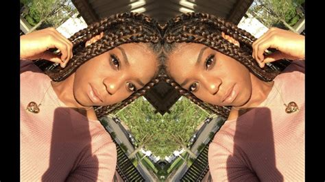 Diy Box Braids Parting Method