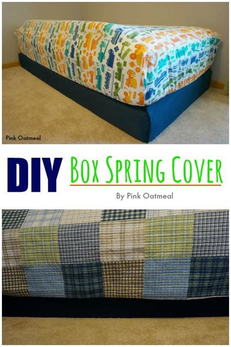 Diy Box Spring Covers