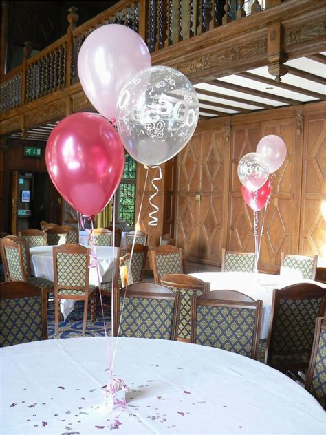 Diy Boy Birthday Table Centerpieces