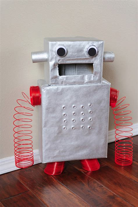 Diy Boys Valentine Box Ideas