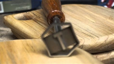 Diy Branding Iron For Wood