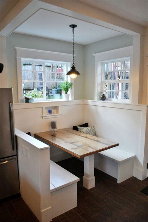 Diy Breakfast Nook Booth