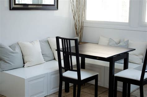 Diy Breakfast Nook Ikea