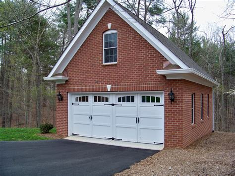 Diy Brick Garage Cost