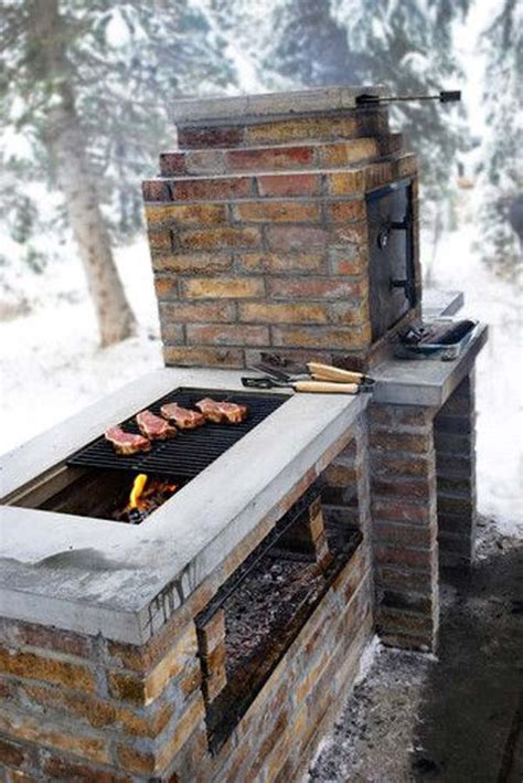 Diy Brick Smoker Plans