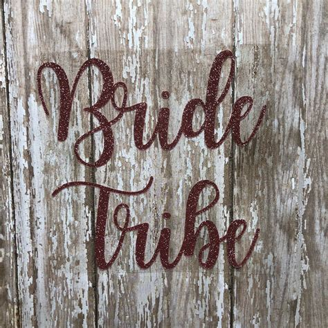 Diy Bride Tribe Shirts