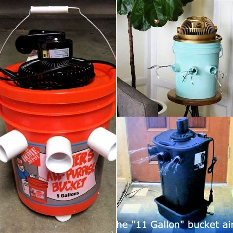 Diy Bucket Ac