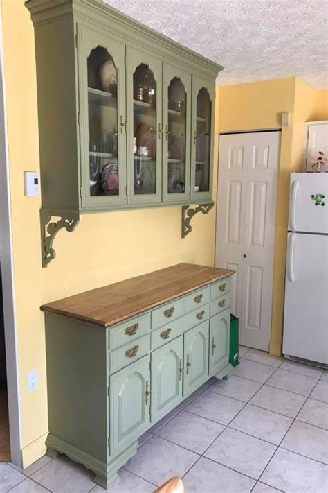 Diy Buffet Cabinet Makeover
