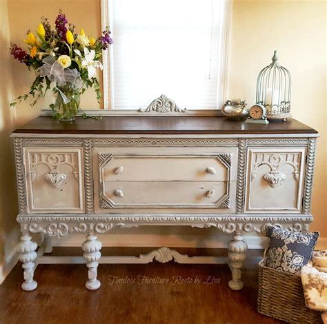 Diy Buffet Table Makeover