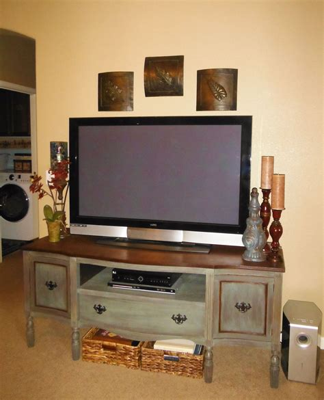 Diy Buffet To Tv Stand