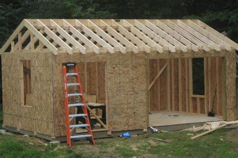 Diy Build A Shed Cost