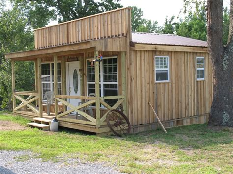 Diy Build An Old West Shed