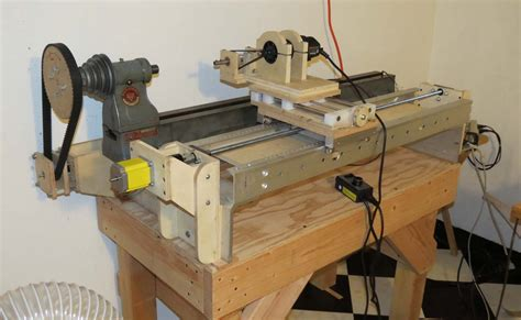 Diy Build Cnc Wood Lathe