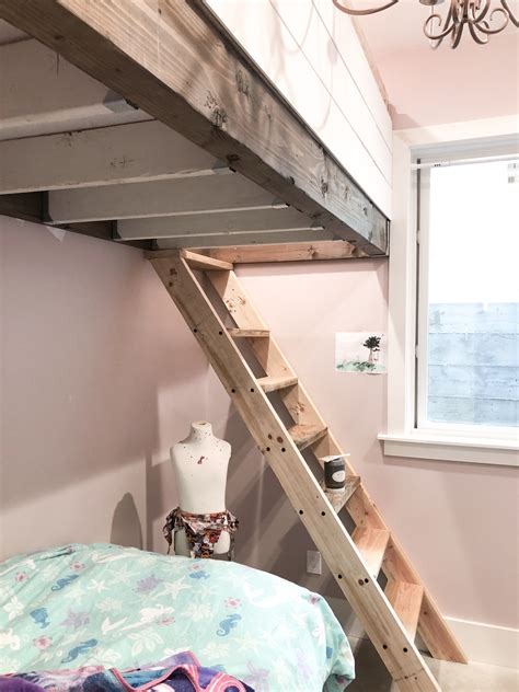 Diy Build Loft Head Space