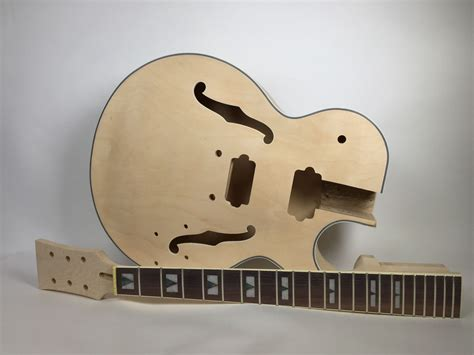 Diy Build Your Own Guitar Kit