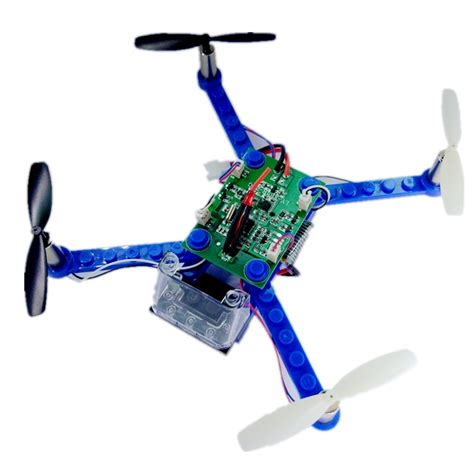 Diy Building Blocks Drone