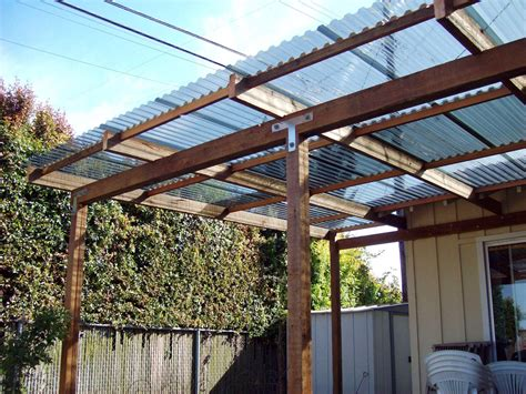 Diy Building Plans For Deck Cover
