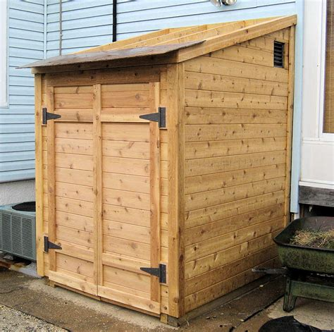 Diy Building Shed Door Design Tips
