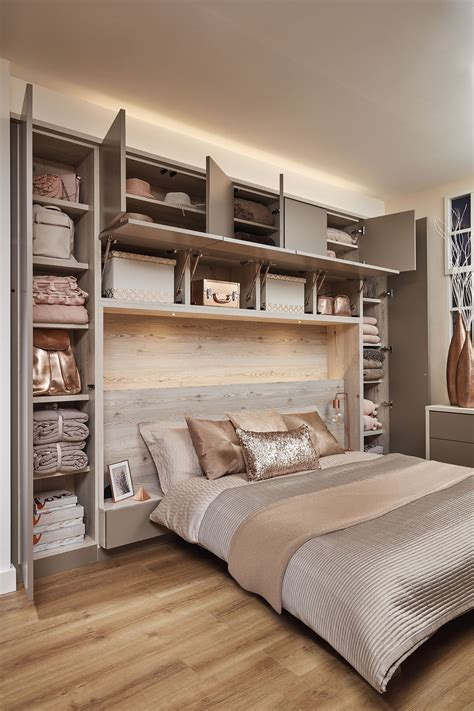 Diy Built In Bed With Storage