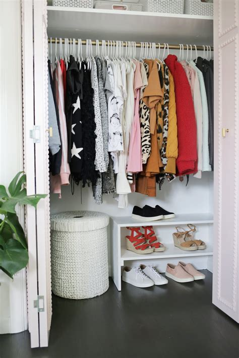 Diy Built In Closet Plans