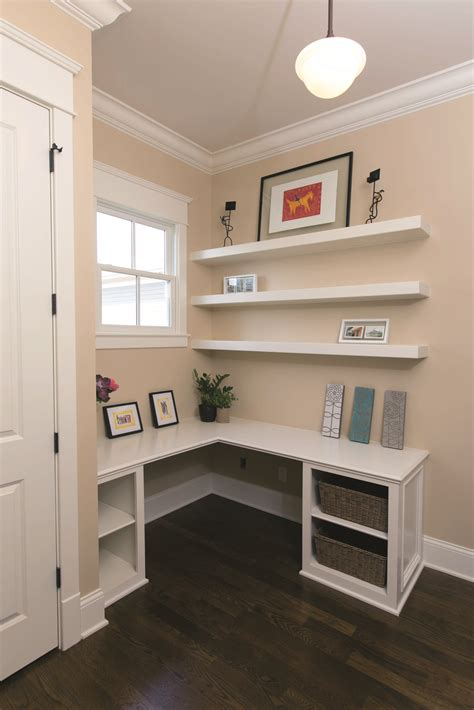 Diy Built In Corner Desk