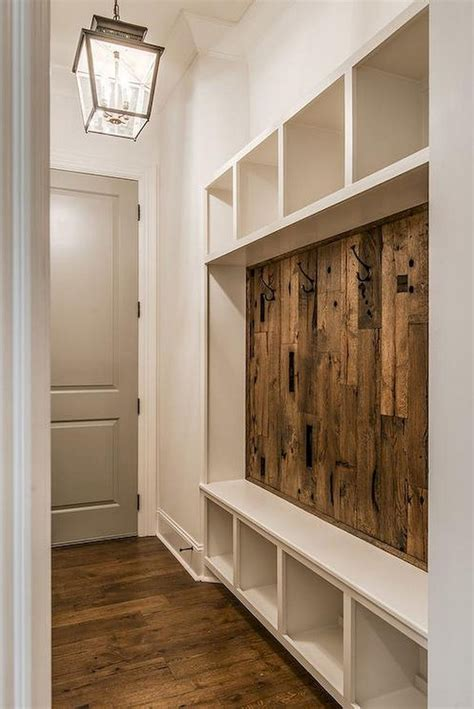 Diy Built In Mudroom Plans