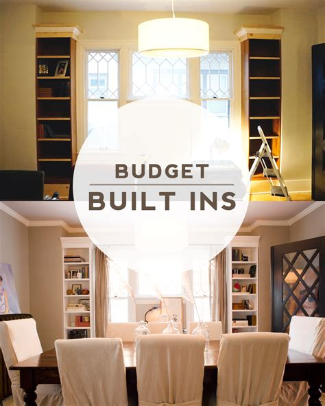 Diy Built Ins Dining Room