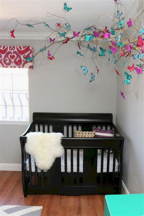 Diy Butterfly Baby Nursery Ideas