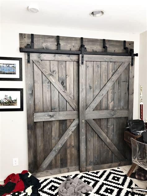Diy Bypass Barn Doors