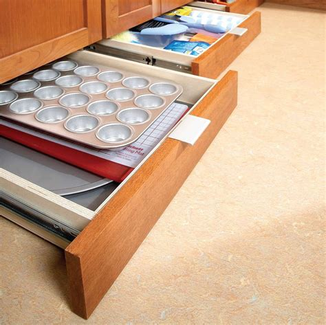 Diy Cabinet Drawer Boxes
