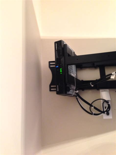 Diy Cable Box Mount For Flat