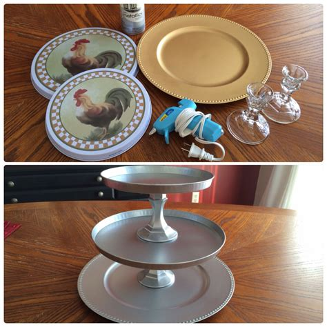 Diy Cake Stand Ideas Pinterest
