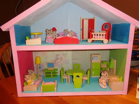 Diy Calico Critters Dollhouse