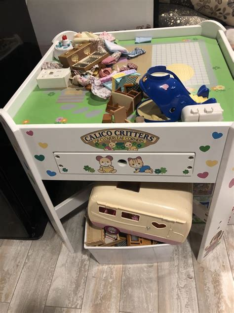 Diy Calico Critters Table Craigslist
