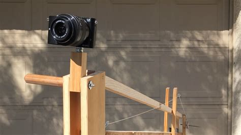 Diy Camera Crane Jib Wood