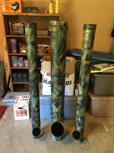 Diy Camo Deer Feeder