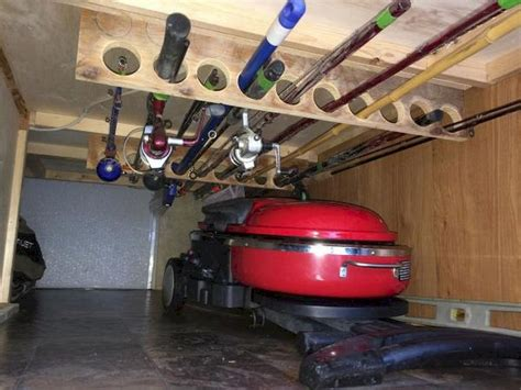 Diy Camp Storage Trailer