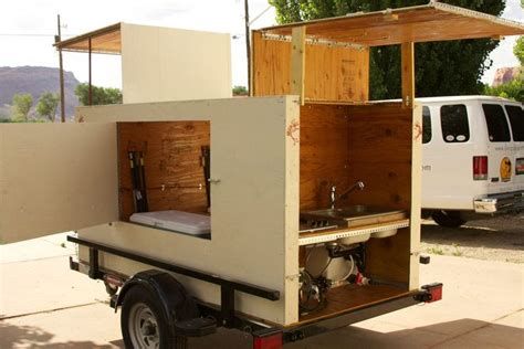 Diy Camp Trailer Kitchen