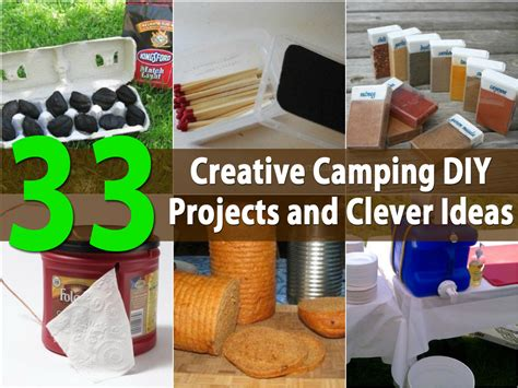 Diy Camper Projects
