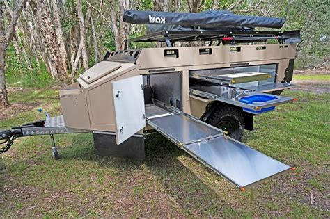Diy Camper Trailer Kitchen